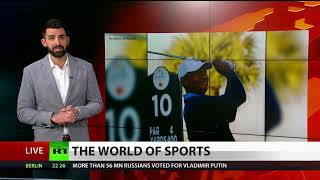 World of Sports: UMBC makes history, Tiger can't catch Mcllroy