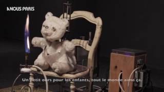 Electromécanomaniaque de l'artiste Gilbert Peyre
