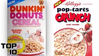 Top 10 Discontinued Cereals We All Miss – Part 2