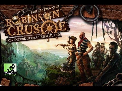Robinson Crusoe Gameplay Runthrough