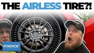 Our Thoughts on The Michelin Airless Tire