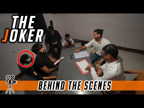 Behind The Scenes | The Joker | Funny Memes | 9D Production