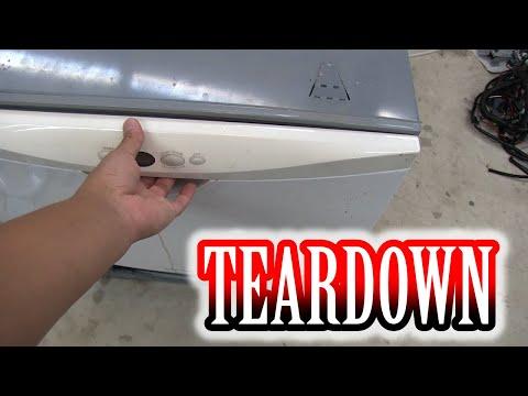 TWB #98 | Fisher & Paykel Dishwasher Teardown