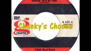 DeVons - Groovin With My Thing