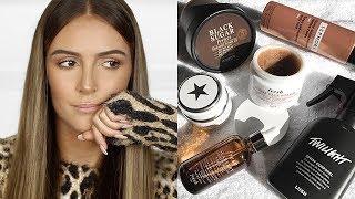 10 PRODUITS DE MA ROUTINE (skincare, makeup, etc.)