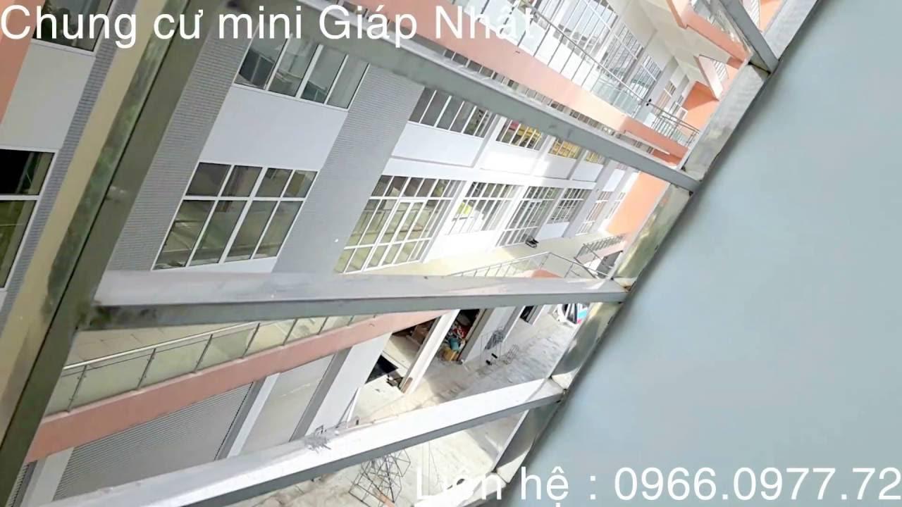 Chung cư mini Ngã Tư Sở – Thanh Xuân. LH : 0966.0977.72- 0963.018444