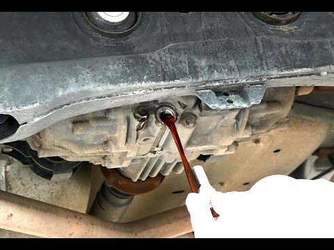 How to Change the Rear Differential Fluid on a 2007 ACURA ...