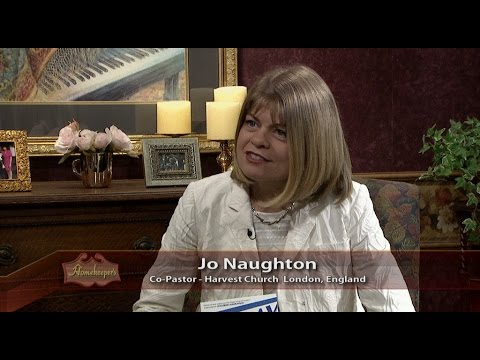 Homekeepers - Jo Naughton