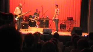 Yellow Ledbetter, Pearl Jam.Coornhert Lyceum Haarlem, Onderbouwmuziekavond juni 2011.