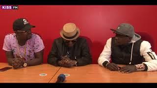 P Unit talk about their inspiration behind their new jam #Chocha