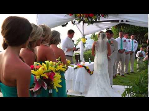 Cozumel Beach Wedding 2017 Mr Sanchos