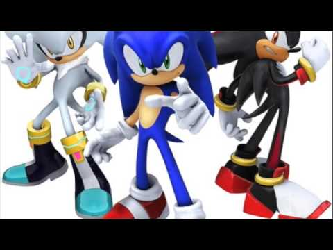 Sonic Silver And Shadow Their World Youtube