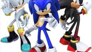 Sonic, Silver, and Shadow: Their World