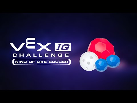 VEX IQ Challenge Kind of Like Soccer: 2019 Ridgely Middle School Summer Camp Game