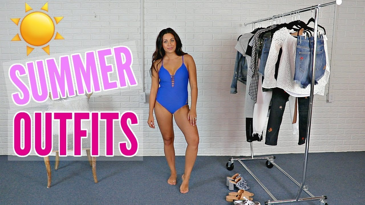 HAUL! SUMMER OUTFIT IDEAS! AFFORDABLE, CASUAL, & EASY!