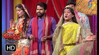 Hyper Aadi, Raising Raju Performance | Jabardasth | 22nd  March 2018  | ETV  Telugu