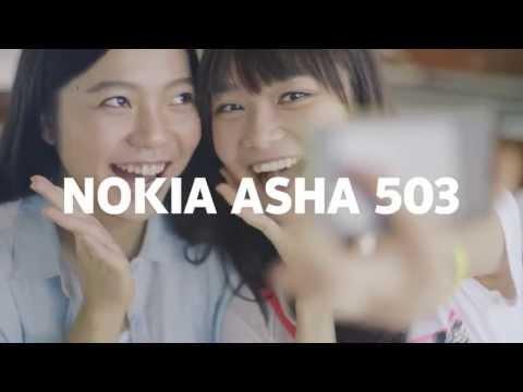 Nokia Asha 503 Commercial