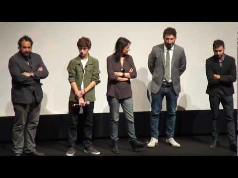 The Impossible - Q&A Toronto Film Festival, Princess Of Wales (9-10-2012) - J.A. Bayona, Tom Holland