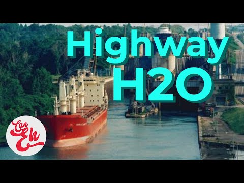 Highway H2O - The Great Lakes-St Lawrence Seaway
