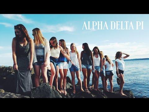 Alpha Delta Pi | Recruitment 2015 | University of Washington