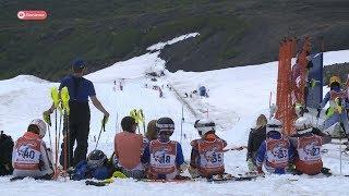 На Камчатке подвели итоги чемпионата и первенства ДФО по горнолыжному спорту.