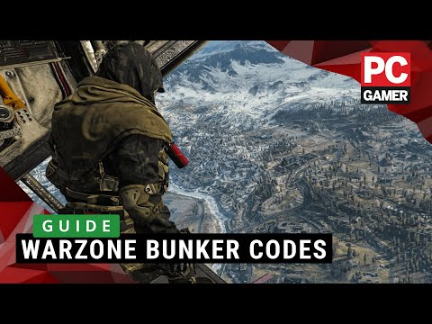 COD Warzone: all the secret bunker codes | Guide