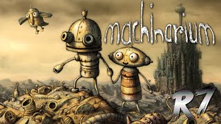 Machinarium PC Longplay - Full Walkthrough [720p 60FPS]