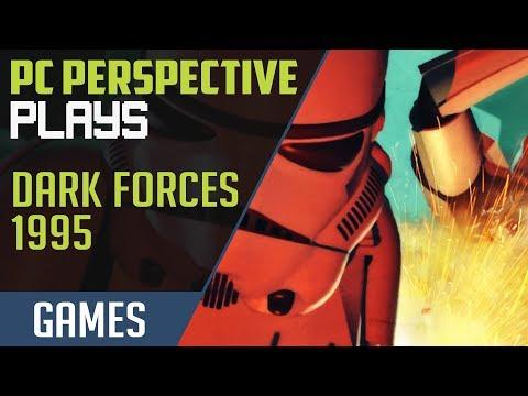 PCPer Plays: Star Wars - Dark Forces (1995)