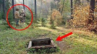 Упавшие в этот КОЛОДЕЦ много лет назад, ДЕТИ стали появляться близ деревни в лесу