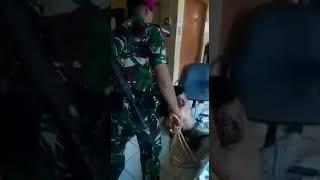 Gambar cover Anggota Pemuda  Yg menghina sebuah institusi.. TNI dan Polri. Kejadian di da