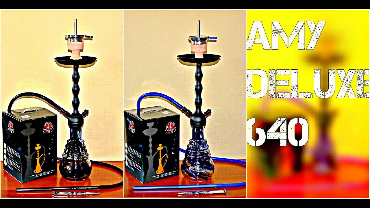 Вкусный и дымный Кальян на табаке AL Fakher Глиняная Чаша. - YouTube