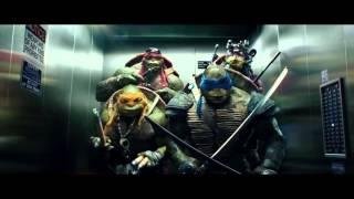 Черепашки ниндзя 2 2016  трейлер в HD от kinokong.net