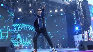 Quest Pistols Show(#Годдобровольца2018,#Годдобра,Парк Сокольники,2.6.18)
