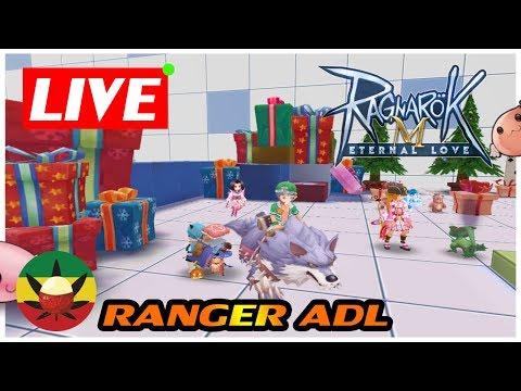 ?LIVE ROM EP.26 Ranger วันนี้มาเล่นเกมไม่ได้มา แร็ป ครับ 5555 - Ragnarok M 17/5/2019