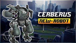 [WR] 🔥 New Community Robot CERBERUS - Preview Gameplay | War Robots