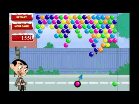 Mr Bean Bubble Shooter Game - Y8.com Online Games by malditha