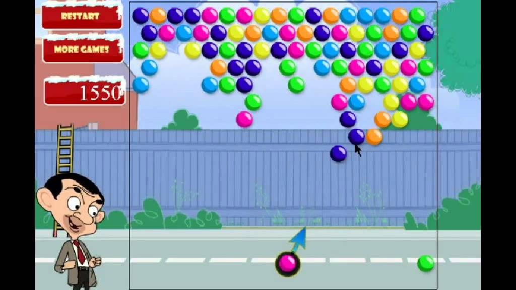 Bubble Game Online