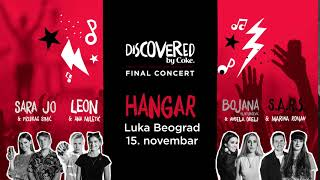 Discovered By Coke - Final Concert