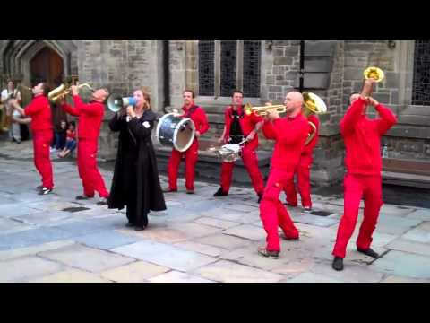 Durham Brass Festival 2011 - Beat 'n Blow - Don't let it hit you