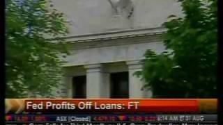 Fed Profits Off Loans - FT - Bloomberg