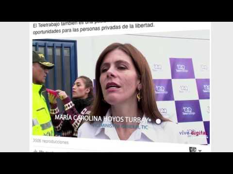 Lo más TIC con la Vice María Carolina Hoyos – C21-N3