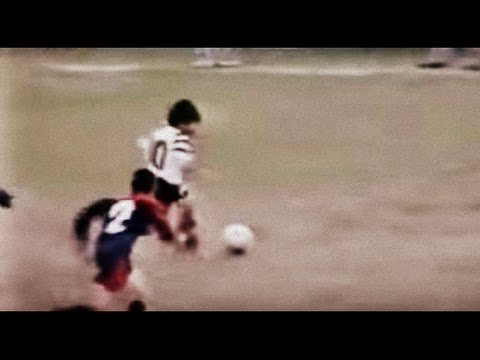 Lionel Messi 8 Years Old Amazing Dribbling Skills & Goal