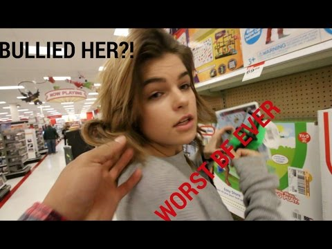 How to piss off a girl!!! - YouTube