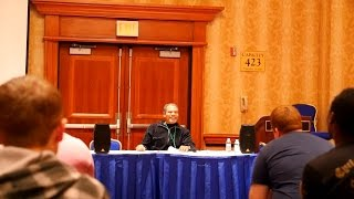 Anime USA 2015 - Beau Billingslea Q&A Panel