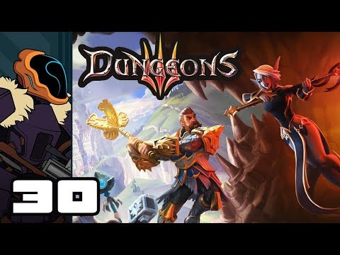 Let's Play Dungeons 3 - PC Gameplay Part 30 - Welcome To Trap Alley