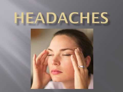 Headaches...the Cause and Effect