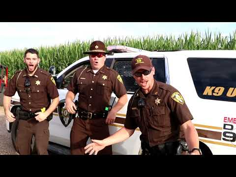 Richland County Sheriff Department Lip Syncing Challenge