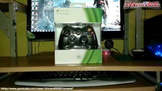 Xbox 360 Wired Controller for PC unboxing/Installing (Problems Solved)