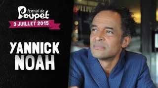 Yannick Noah - Festival de Poupet 2015