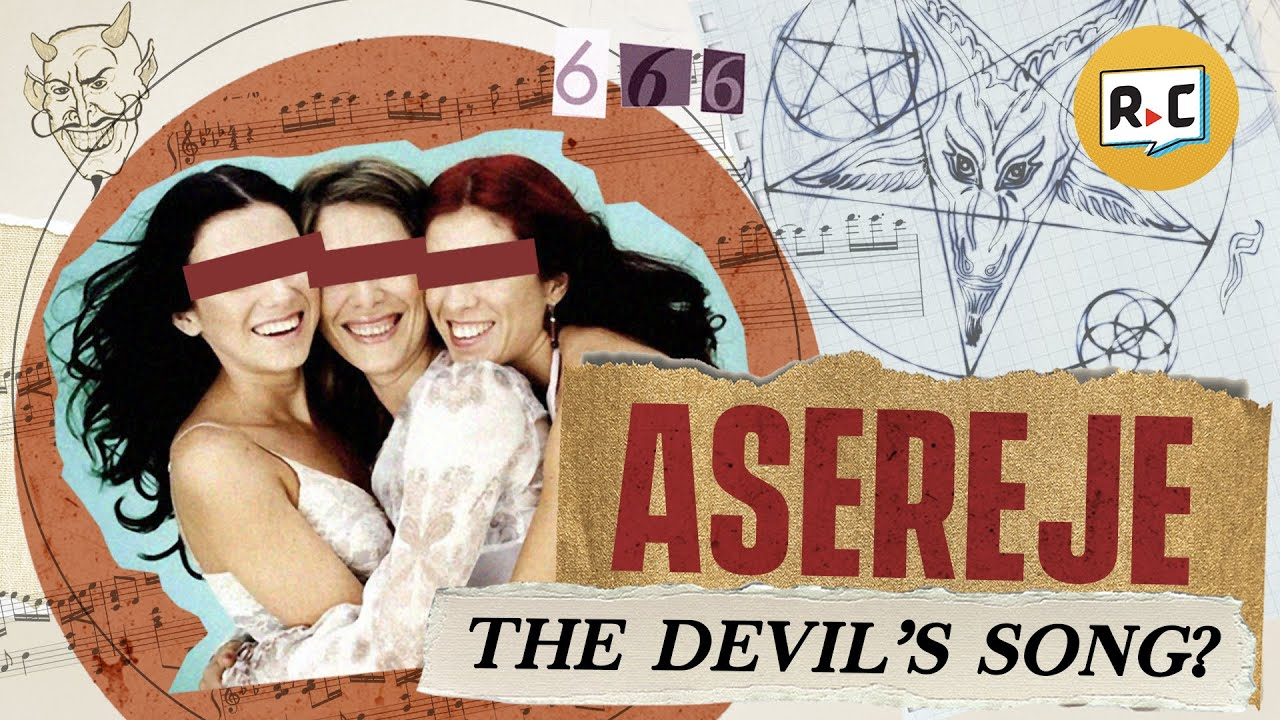 Is Asereje The Devil's Song? | Filipino | Rec•Create Unfold
